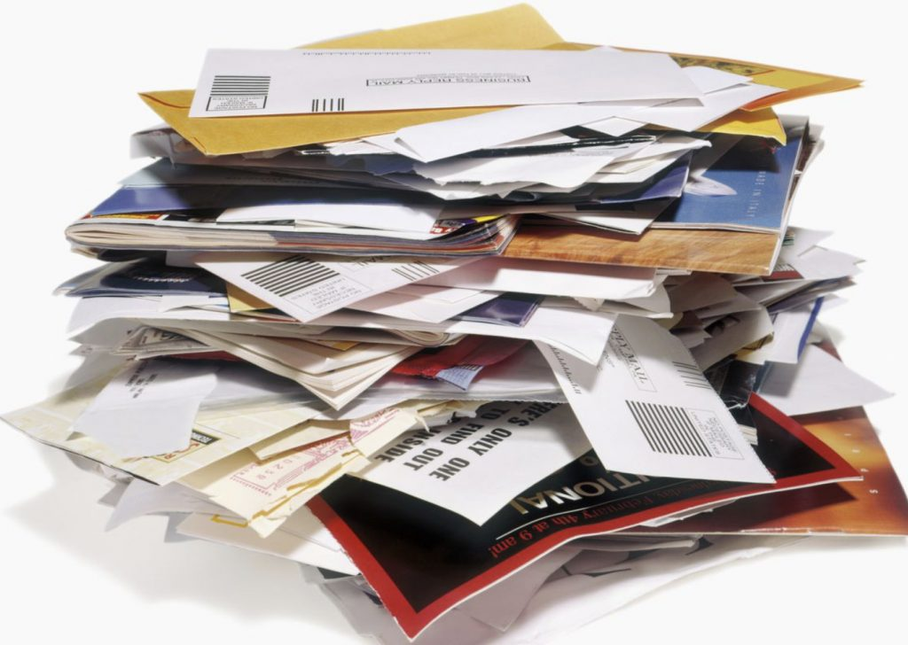 Paper flyers and emails go often straight to the trash