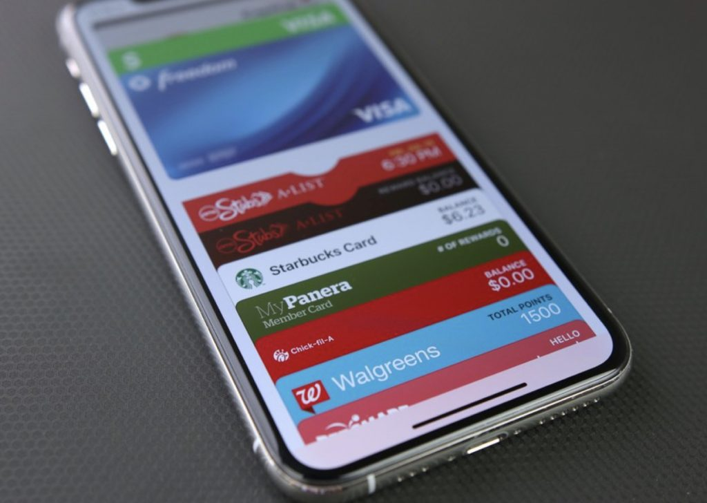 The digital subscription card lives in your Apple Wallet or Google Pay app
