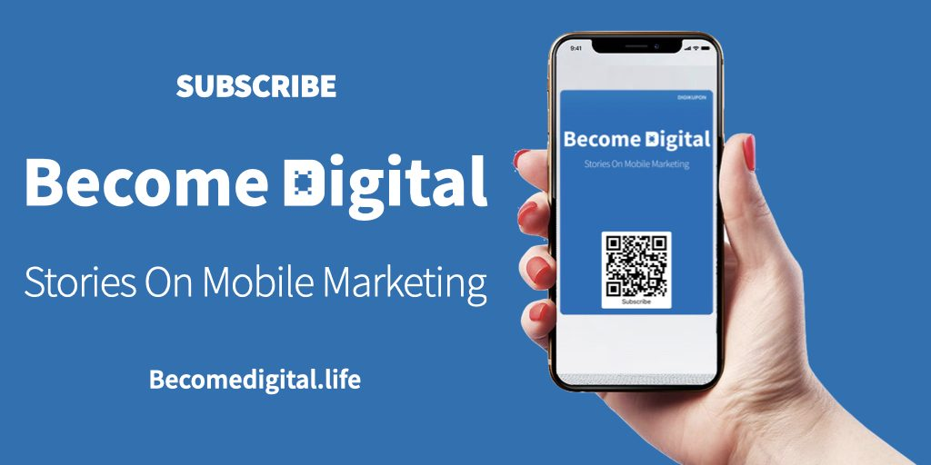 Subscribe Become Digital For Free